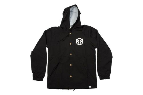 Federal Logo Jacket - Black Large